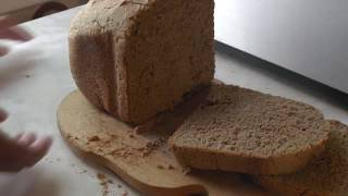 Как испечь домашний хлеб в хлебопечке