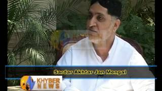 MARKAZI KHABARAY WITH SARDAR AKHTAR JAN MENGAL