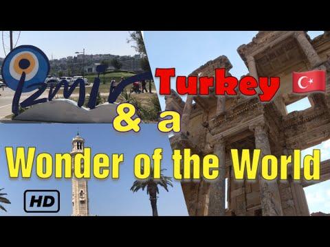 Izmir - Turkey 🇹🇷 & a Wonder of the World 🌍