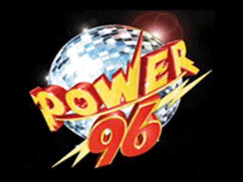 Power 96 With DJ Diego D & Leo Vela  - 1993 Disco Mix!
