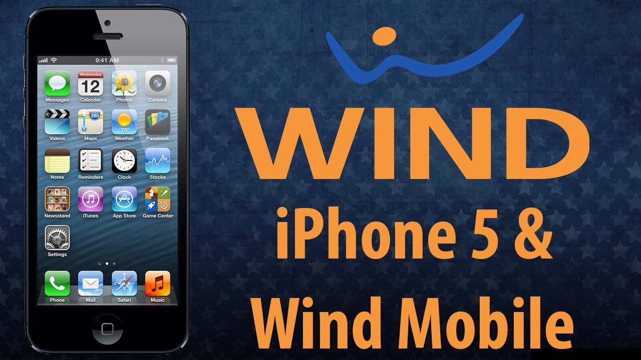 The wind mobile