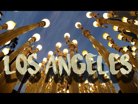 Los Angeles 2017 | Travel Video
