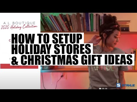 Setting Up A Holiday Store Online 2020 Christmas Gift Ideas More Youtube