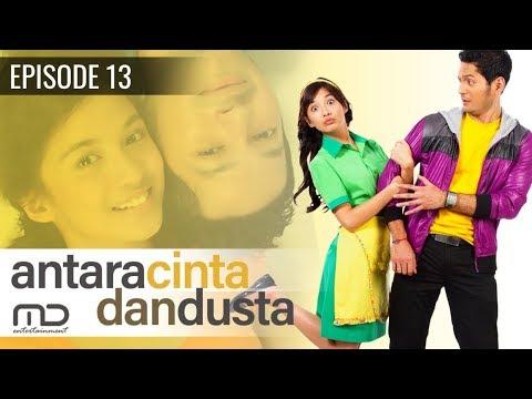 Antara Cinta Dan Dusta - Episode 13