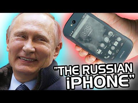 Yotaphone: Russia's Failed Smartphone