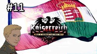 HoI4 - Kaiserreich - Austrian Empire - Restoration of Austria-Hungary - Part 11