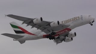 Airbus A380 - Takeoff