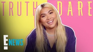 Hayley Kiyoko Plays 'Pop Star Truth or Dare' Game | E! News