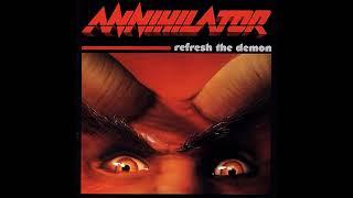 Annihilator - Refresh The Demon (Full album)
