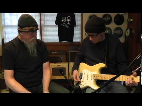 The Doug and Pat Show on Practice Amps from the 50's and 60's #1