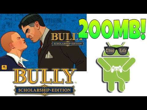bully anniversary apk and obb file download
