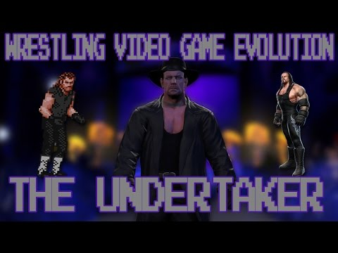 Wrestling Video Game Evolution | The...