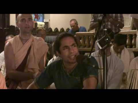 Bhajan - Visvambhar das - Nrsimhadev Prayers