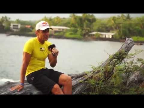 Hellriegel Interview - IM Hawaii 2014 - Das Schwimmen