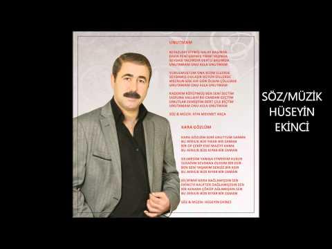 Kiya Mehmet Akça - Kara Gözlüm (Deka Müzik)