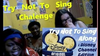 Gambar cover JazzKat reacts to TRY NOT TO SING ALONG CHALLENGE (DISNEY EDITION)