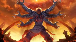 Asuras wrath Symphony No.9 in E Minor from the new world Asura VS Augus