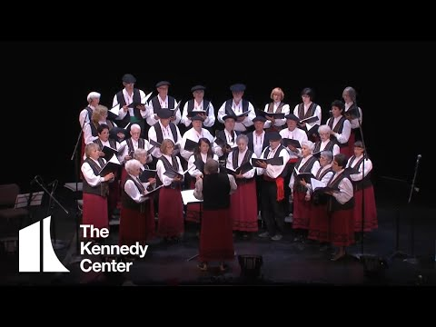 Biotzetik Basque Choir - Millennium Stage (July 2, 2016)