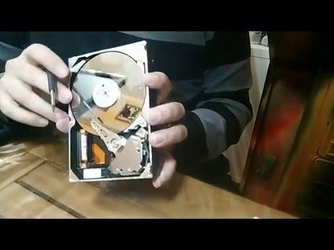 12   Come si distrugge un hard disk