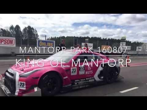 Time Attack Festival 2016 - Mantorp Park