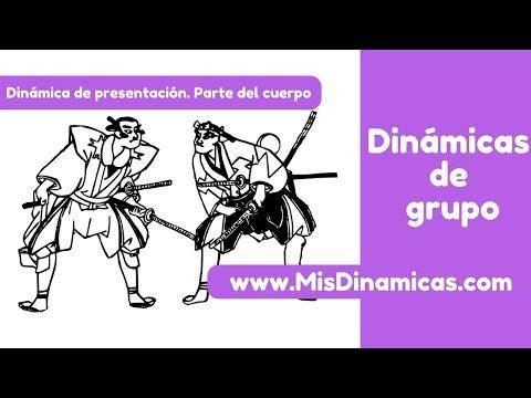 ▶Dinámica de activación samurais #risoterapia #dinamicas #teambuilding