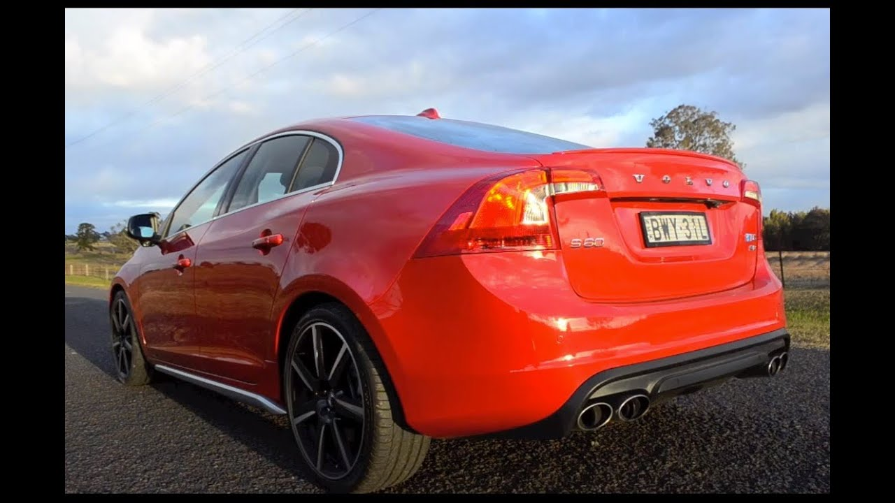 2012 volvo s60 t6 polestar start up and acceleration youtube. Black Bedroom Furniture Sets. Home Design Ideas