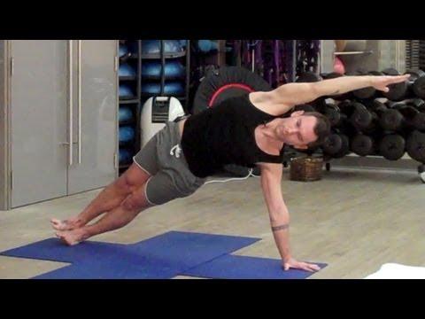 Power Yoga with Bryan Jones - 1 Hour