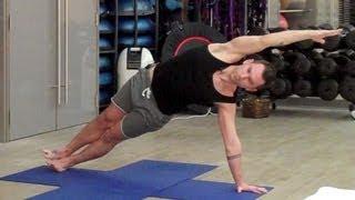 Power Yoga with Bryan Jones - 1 Hour thumbnail
