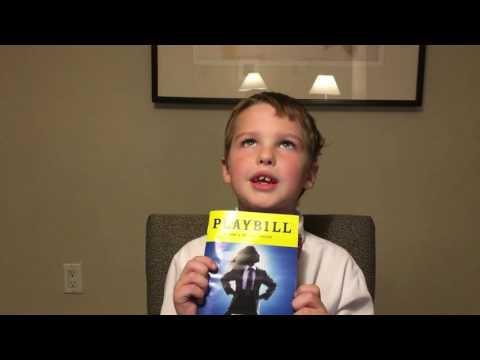 Iain reviews Matilda (Broadway) 11/12/2016