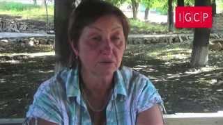 Военное преступление в селе Успенка (Война в Донбассе. Прямая речь)