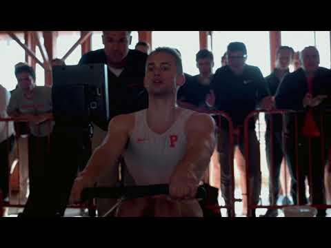Princeton Men's Lightweight Rowing Winter 2018