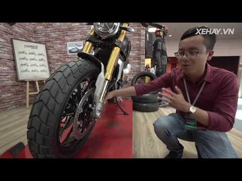 Khám phá chi tiết Ducati Scrambler 11 Sport  XEHAY.VN 