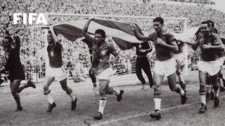 1958 WORLD CUP FINAL: Brazil 5-2 Sweden