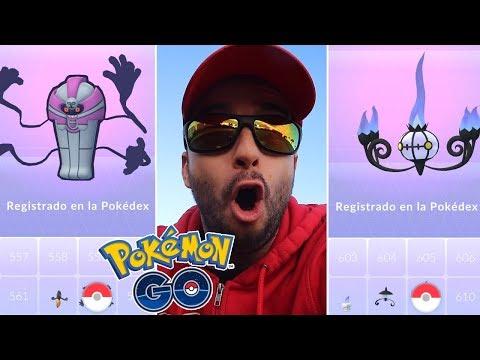 SHINY COFAGRIGUS, CHANDELURE, GOLURK, SHINY SORPRESA Y MUCHO MÁS! [Pokémon GO-davidpetit]