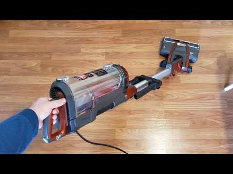 Shark Apex Uplight Vacuum Cleaner Review and Demo