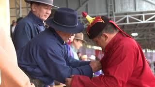 Монгол Улсын Ерөнхийлөгчийн зарлигаар Монгол Улсын начин, харцага цол олголоо