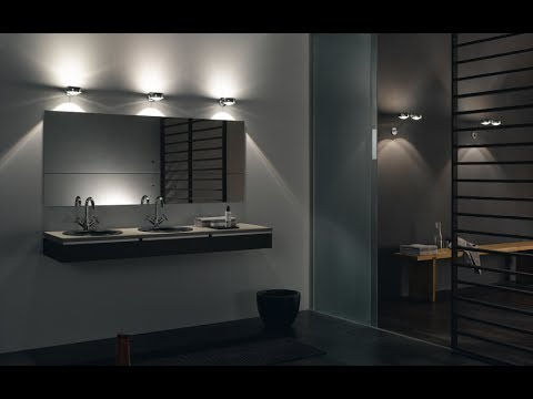 Modern Bathroom Vanity Lighting YouTube Mesmerizing Modern Bathroom Vanity Lights