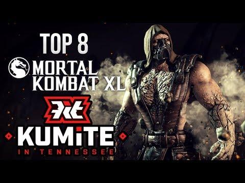 Mortal Kombat XL - TOP 8 @KIT 2020 - Timestamps [4k/60fps]