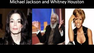 Dick Gregory Discusses the Peculiar Wills of Michael Jackson and Whitney Houston
