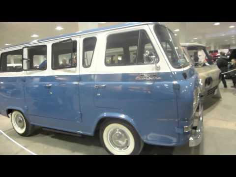 1961 Ford Econoline Station Bus At 2014 MegaSpeed Car