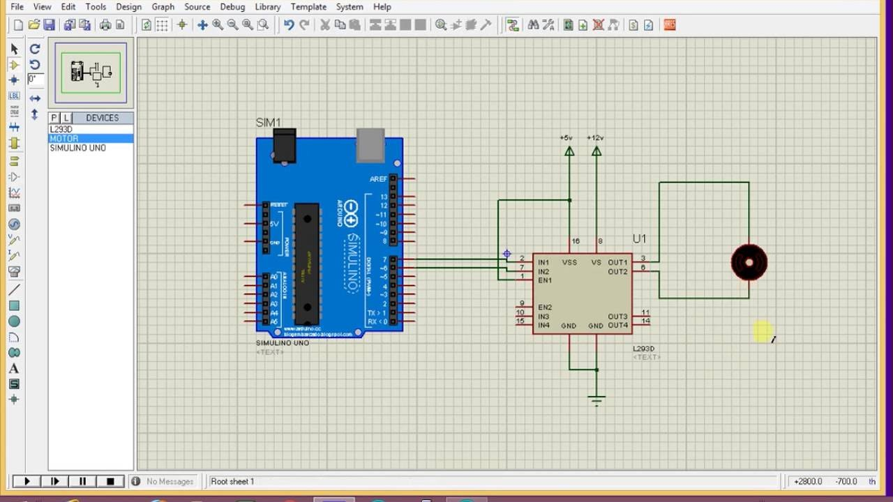 24v Dc Motor Speed Controller Circuit Diagramdc Variable Brushless Control Schematic Diagram Ku63 How To Simulate With Driver In Proteus