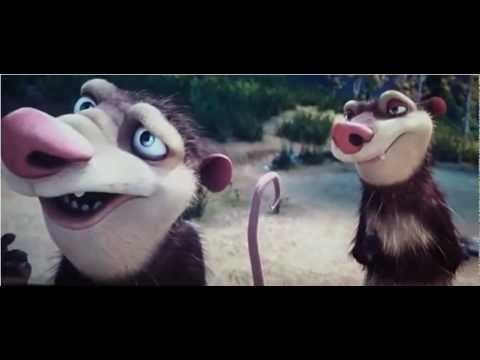 ice age 4 opossum.mp4