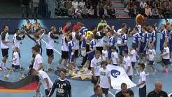 Abpfiff Deutschland vs. Finnland | EURO 2016 EM-Handball Qualifikation 29.10.2014