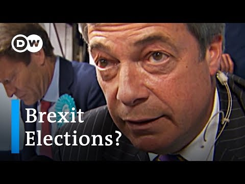 UK kicks off European elections despite Brexit turmoil | DW News