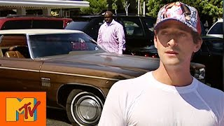 Adrien Brody Loses His Cool With A Teenage Driver | Punk'd