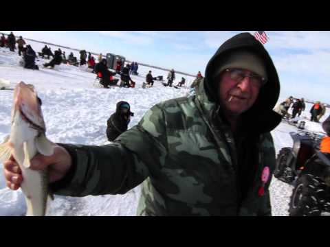 Best Ice Fishing Tournament In America!