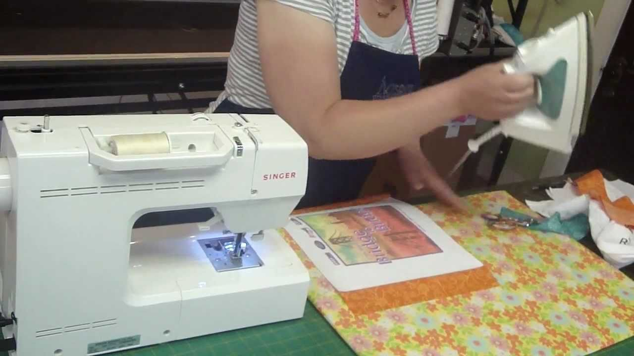 T Shirt Quilting How To Make An Heirloom Quilt Youtube