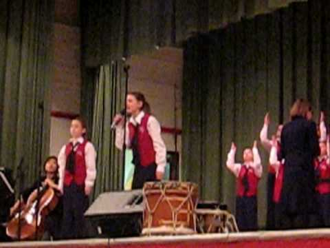 """""""Raise It Up"""" as performed by the Chicago Children's Choir ..."""