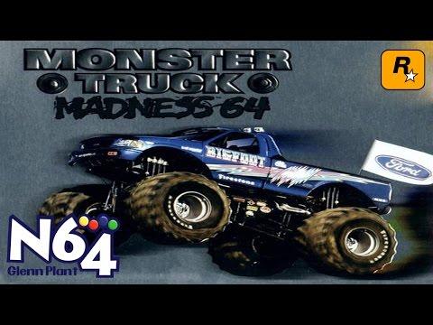 Monster Truck Madness 64 - Nintendo 64 Review - HD