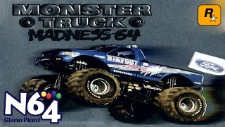 Monster Truck Madness 64 - Nintendo 64 Review - HD